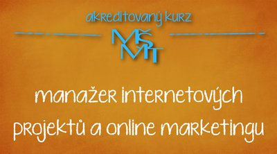 Akreditovaný kurz online marketingu